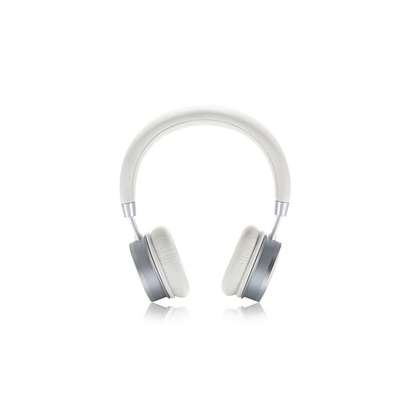 Casti On-Ear Remax Wireless Stereo Headphone Bluetooth V4.2 - RB-520HB - White/Silver
