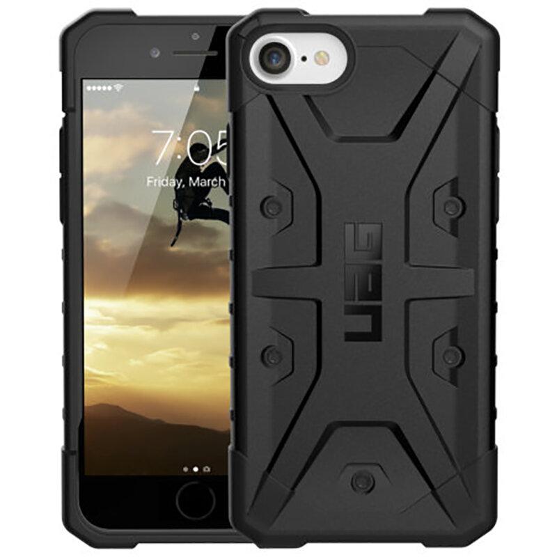 Husa iPhone SE 2, SE 2020 UAG Pathfinder Series - Black