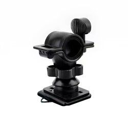 Suport Bicicleta Rotary 360° Handlebar Mount Head Universal Bicycle & Motorcycle Phone Holder Case - Black