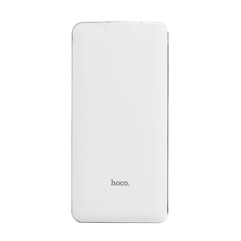 Baterie Externa Hoco J39 Quick Energy 1xUSB + USB Type-C PD 3.0 QC 10000mAh - White