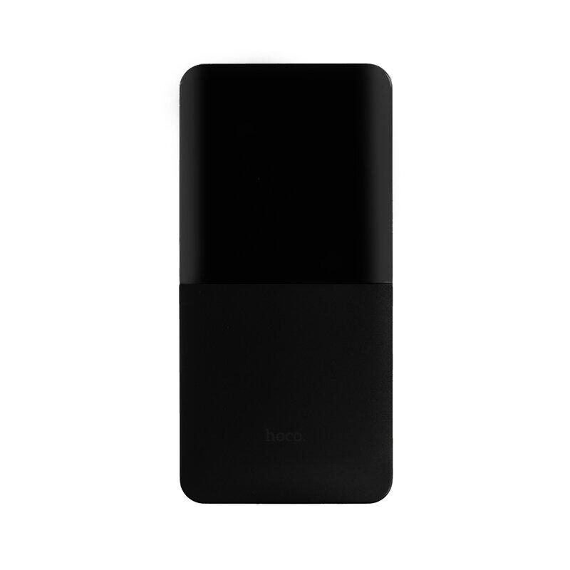 Baterie Externa Hoco J42 High Power 2xUSB 10000mAh - Black