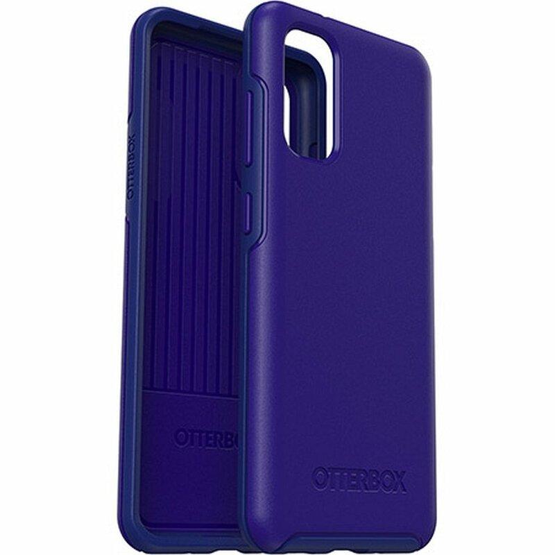 Husa Samsung Galaxy S20 5G OtterBox Symmetry Series Sleek Protection - Blue