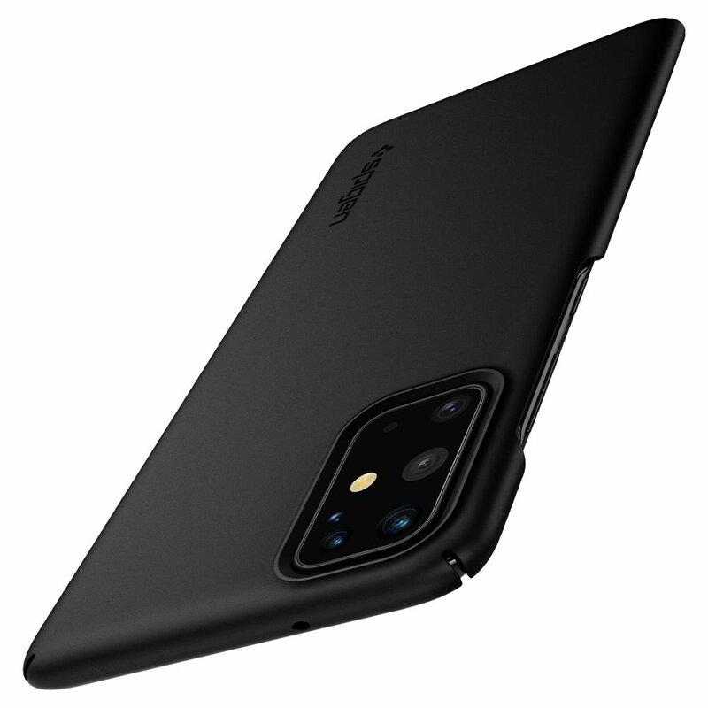 Husa Samsung Galaxy S20 Plus 5G Spigen Thin Fit - Black