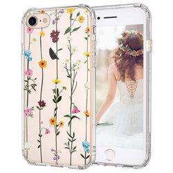 Husa iPhone 8 Spigen Ciel by Cyrill Cecile - Flower Garden