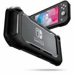 Husa Nintendo Switch Lite Spigen Rugged Armor - Black