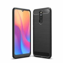 Husa Xiaomi Redmi 8 TPU Carbon - Negru