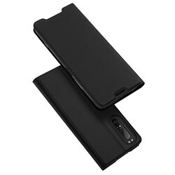 Husa Sony Xperia 1 II Dux Ducis Skin Pro - Negru