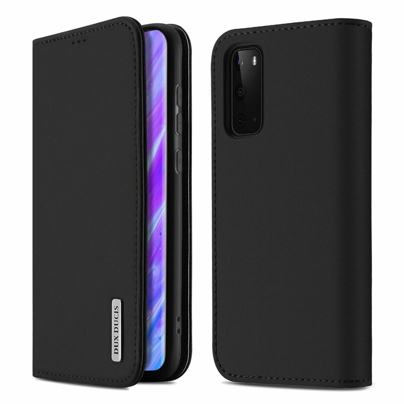 Husa Samsung Galaxy S20 5G Dux Ducis Wish Book - Negru