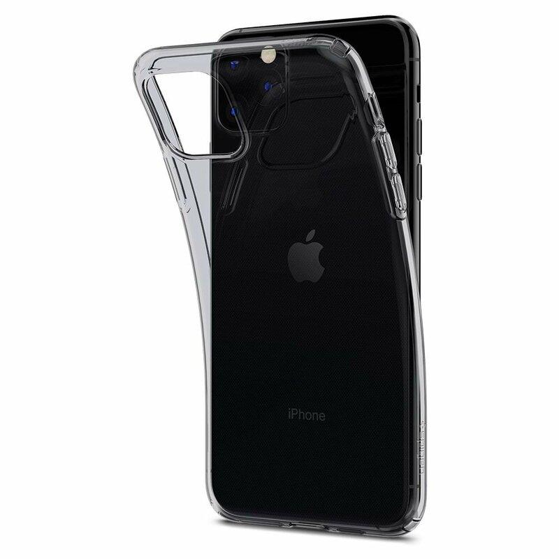 Bumper iPhone 11 Pro Max Spigen Liquid Crystal Space Crystal