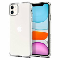 Bumper iPhone 11 Spigen Liquid Crystal - Clear