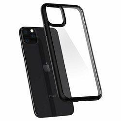 Bumper Spigen iPhone 11 Pro Max Ultra Hybrid - Matte Black