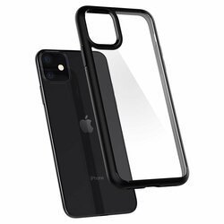 Bumper Spigen iPhone 11 Ultra Hybrid - Matte Black