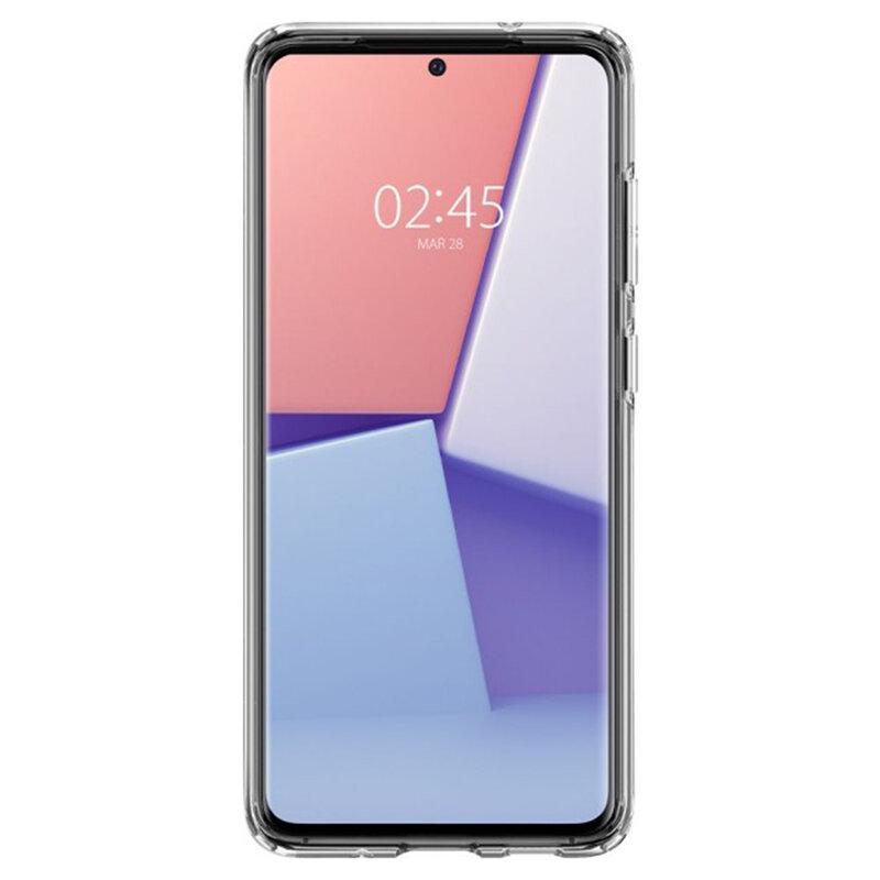Husa Samsung Galaxy S20 Spigen Liquid Crystal - Crystal Clear