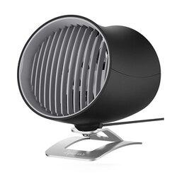 Ventilator Birou Spigen Tquens H911 USB Touch Desk Fan Aluminum Touch Control Universal - Black