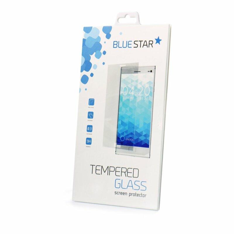 Folie Sticla Samsung Galaxy A51 BlueStar Tempered Screen Protector - Clear