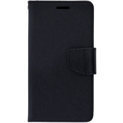 Husa Nokia 1 Plus Flip MyFancy - Negru