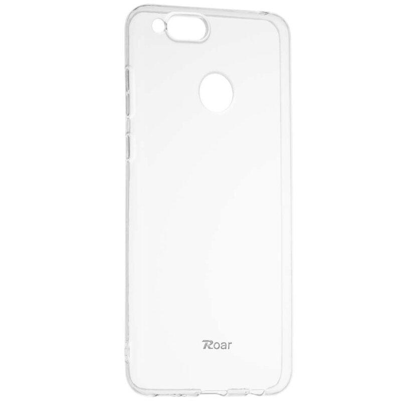 Husa Huawei Mate 30 Pro Roar Colorful Jelly Case - Transparent