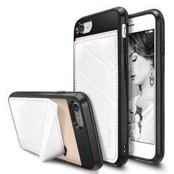 Husa iPhone 7 Ringke Edge - White