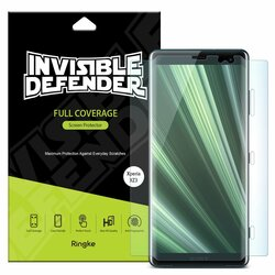 Folie iPhone 7 Ringke Invisible Defender - Clear
