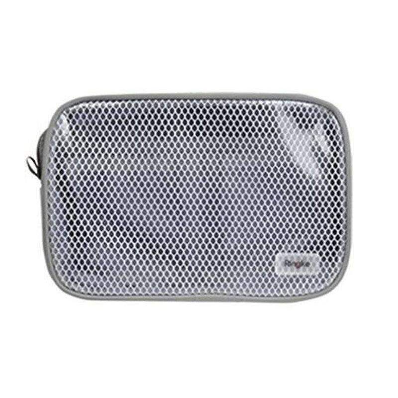 Geanta Accesorii Ringke Pouch Small Cu Buzunare Interioare Pentru Depozitare Multipla - S - Gray