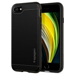 Husa iPhone 7 Spigen Hybrid NX - Gunmetal