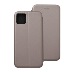 Husa iPhone 11 Pro Max Flip Magnet Book Type - Grey