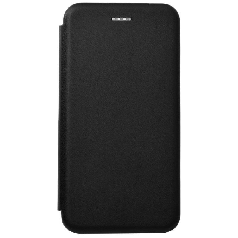 Husa iPhone 11 Pro Max Flip Magnet Book Type - Black