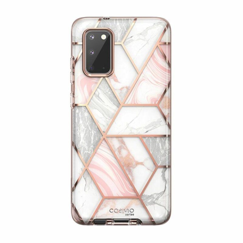 Husa Samsung Galaxy S20 5G I-Blason Cosmo + Bumper - Marble