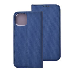 Husa Smart Book iPhone 11 Pro Max Flip - Albastru