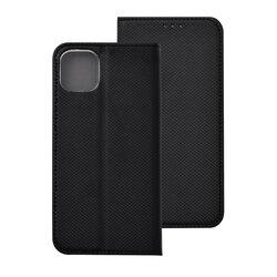 Husa Smart Book iPhone 11 Pro Max Flip - Negru