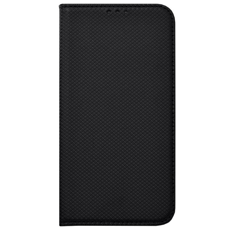 Husa Smart Book iPhone 11 Flip - Negru