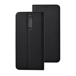 Husa Smart Book Xiaomi Redmi 8 Flip - Negru