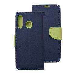 Husa Samsung Galaxy A30 Flip MyFancy - Albastru