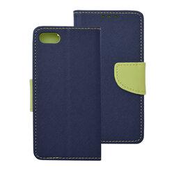 Husa iPhone 8 Flip MyFancy - Albastru