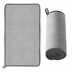 Prosop Auto Baseus Towel Laveta Absorbanta Din Microfibra Pentru Uscare/Detailing 40x80 cm - CRXCMJ-A0G - Gray