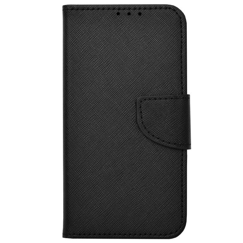 Husa Samsung Galaxy A40 Flip MyFancy - Negru
