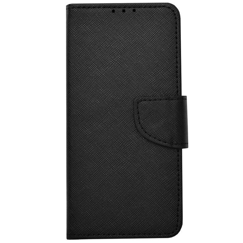 Husa Samsung Galaxy A20e Flip MyFancy - Negru