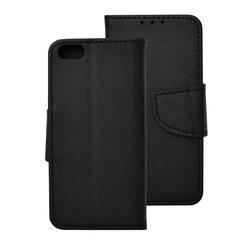 Husa iPhone 5 / 5s / SE Flip MyFancy - Negru