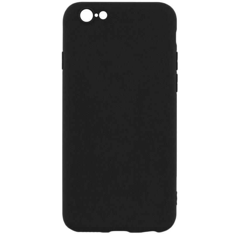 Husa iPhone 6 / 6S Soft TPU - Negru