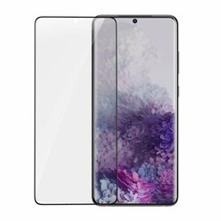 [Pachet 2x] Folie Samsung Galaxy S20 Plus 5G Baseus Soft Screen Protector Anti-explosion - SGSAS20P-KR01 - Black