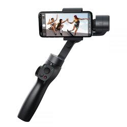 Sistem De Stabilizare Telefon Baseus Gimbal Live Vlog / YouTube / TikTok - SUYT-0G - Gri