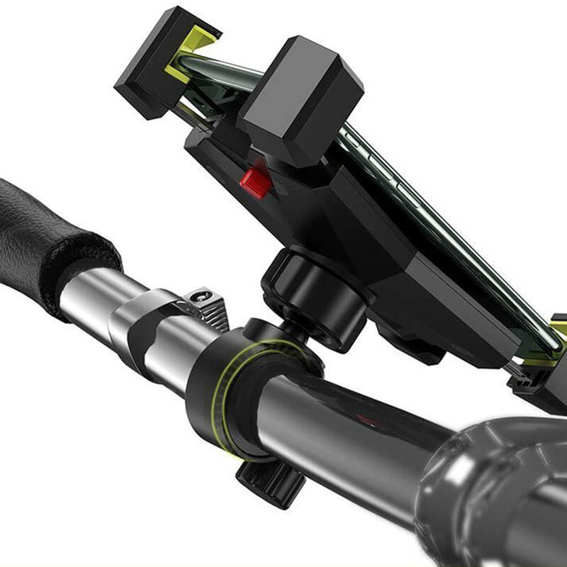 Suport universal bicicleta motocicleta Ugreen, prindere de ghidon, negru, 60989