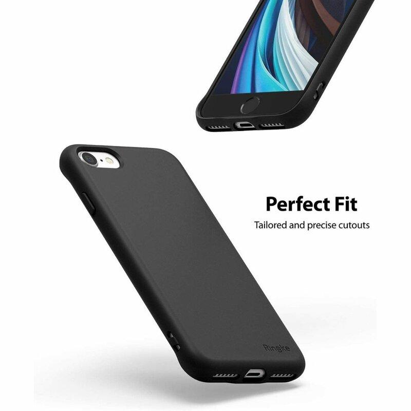 Husa iPhone 7 Ringke Air S - Black