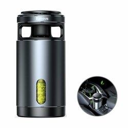 Purificator aer auto Baseus, formaldehida, odorizant casa, 100ml, negru, ACJHQ-01