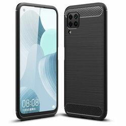 Husa Huawei P40 Lite TPU Carbon - Negru