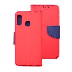 Husa Samsung Galaxy A20e Flip MyFancy - Rosu