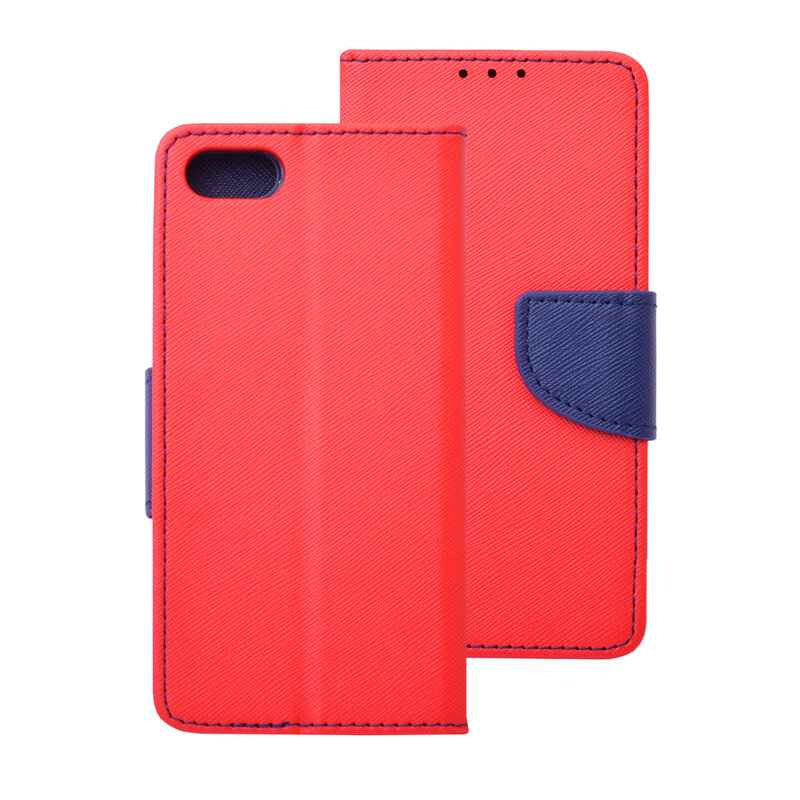Husa iPhone 8 Flip MyFancy - Rosu