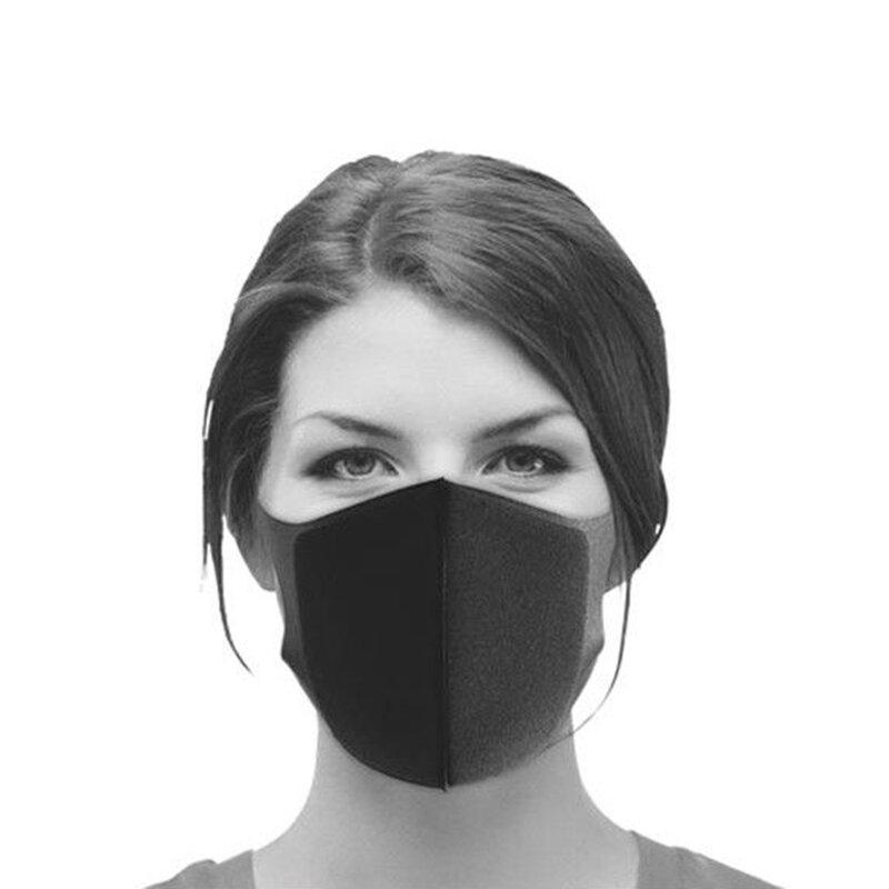 Masca De Protectie Fdtwelve C1 Pentru Fata Din Bumbac Nesterila Universala 2 Straturi Adulti Reutilizabila - Roz