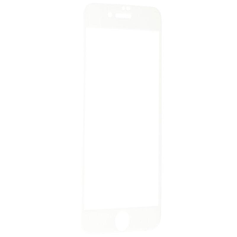 Folie Sticla iPhone SE 2, SE 2020 Wozinsky 5D Full Screen Tempered - Alb