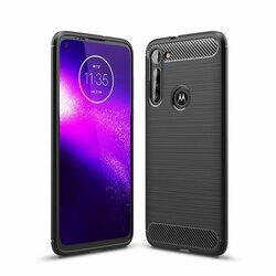 Husa Motorola Moto G8 Power TPU Carbon - Negru